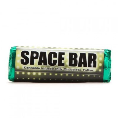 Space Bars Milk Chocolate Toffee 180mg