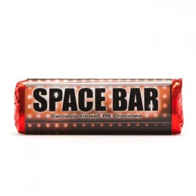 Space Bars Peanut Butter Chocolate 180mg