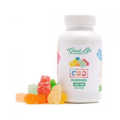 The Good Life CBD Gummies 150mg