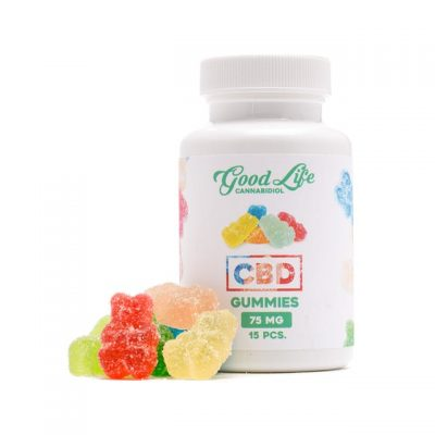 The Good Life CBD Gummies 75mg