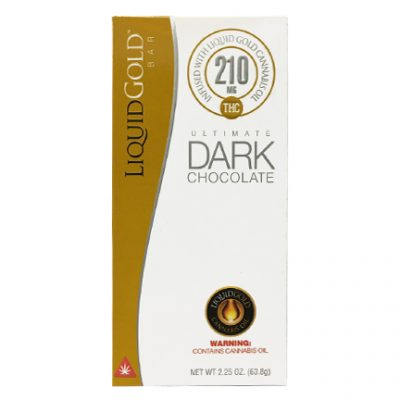 Liquid Gold Dark Chocolate Bar
