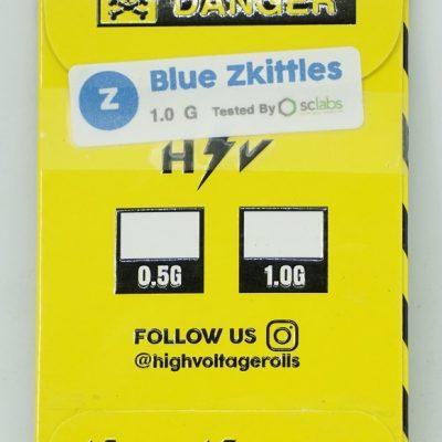 High Voltage Resin Blue Skittles