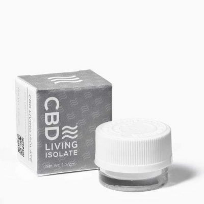 CBD Living Isolate