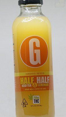 G Half N' Half Infused Drink