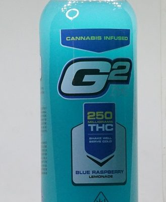G2 Blue Raspberry Infused Drink