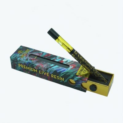 HIGH REZ Live Resin Rechargable Vape Pen Blue Dream
